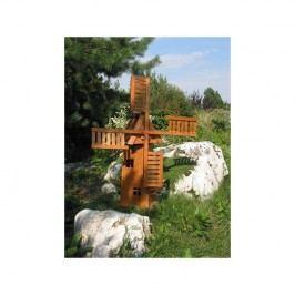 Záhradné dekorácie Rojaplast - větrný mlýn