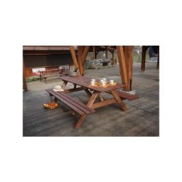 Záhradný nábytok Rojaplast Piknik