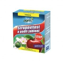 Prípravky proti chorobám a škodcom Agro Strupovitost a padlí