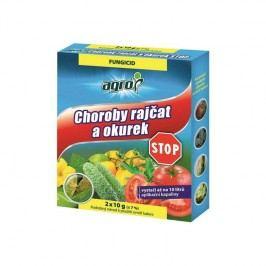 Prípravky proti chorobám a škodcom Agro Choroby rajčat a okurek STOP