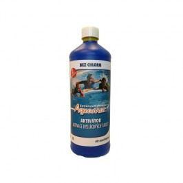Bazénová chémia Marimex AquaMar aktivátor 1 l biela