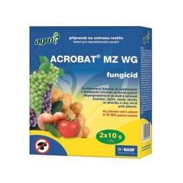 Prípravky proti chorobám a škodcom Agro Acrobat MZ WG 2x10 g