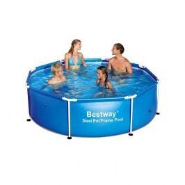 Bazén Bestway Steel Frame Pool 244 x 61 cm, 56431