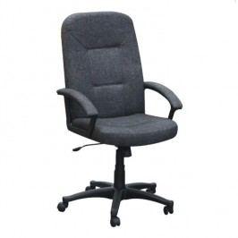 Kancelárske kreslo, sivo/čierne, TC3-867F