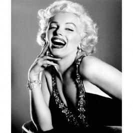 Obraz, s motívom Marilyn Monroe, 60x80 cm, T043