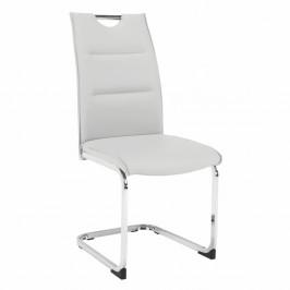 Jedálenská stolička, svetlosivá, TOSENA