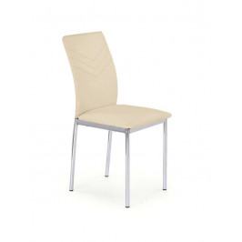 Jedálenská stolička K137 Halmar Béžová