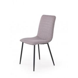 Jedálenská stolička K251 sivá Halmar