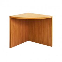 Rohový oblúkový stôl OSCAR T05 čerešňa Tempo Kondela
