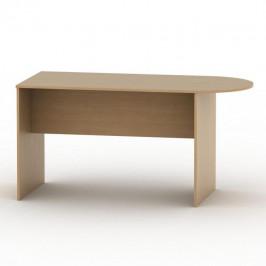 Kancelársky stôl s oblúkom TEMPO AS NEW 022 buk Tempo Kondela