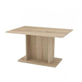 Jedálenský stôl MODERN dub sonoma Tempo Kondela