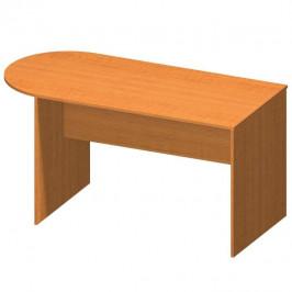 Kancelársky stôl s oblúkom TEMPO AS NEW 022 čerešňa Tempo Kondela