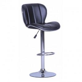 Barová stolička DUENA čierná Tempo Kondela