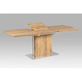 Rozkladací jedálenský stôl HT-670 OAK dub Autronic