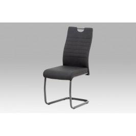 Jedálenská stolička DCL-417 GREY2 sivá Autronic