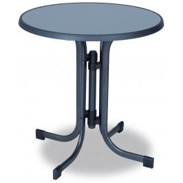 Pizarra stôl - ø 70cm Dajar