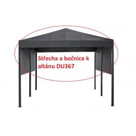 Strecha a bočnice k altánku DU367 ROJAPLAST