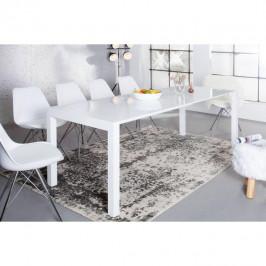 Jedálenský stôl ASPER NEW TYP 1 biela lesk Tempo Kondela