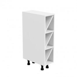 Spodná skrinka AURORA D20W biela Tempo Kondela