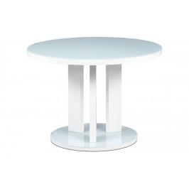 Jedálenský stôl AT-4004 WT biela Autronic