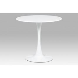 Jedálenský stôl DT-580 WT biela Autronic