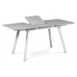 Jedálenský stôl HT-801 GREY sivá rozkladacia Autronic