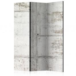 Paraván Urban Bunker Dekorhome 135x172 cm (3-dielny)