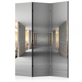 Paraván Skyward Corridor Dekorhome 135x172 cm (3-dielny)