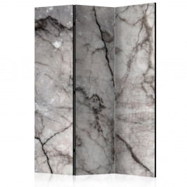 Paraván Grey Marble Dekorhome 135x172 cm (3-dielny)