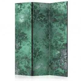 Paraván Emerald Memory Dekorhome 135x172 cm (3-dielny)