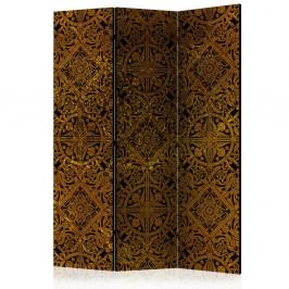 Paraván Celtic Treasure Dekorhome 135x172 cm (3-dielny)
