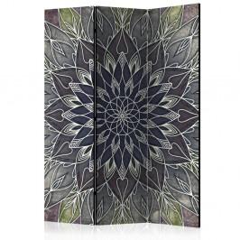 Paraván Imperial Pattern Dekorhome 135x172 cm (3-dielny)