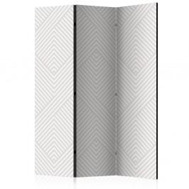 Paraván Broken Lines Dekorhome 135x172 cm (3-dielny)