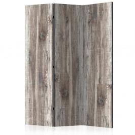 Paraván Stylish Wood Dekorhome 135x172 cm (3-dielny)