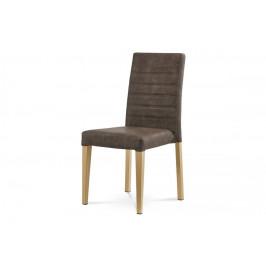 Jedálenská stolička WE-9092 Autronic Hnedá