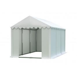 Skladový stan 4x6m PROFI Biela