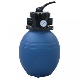 Bazénová piesková filtrácia s 4polohovým ventilom 300 mm Dekorhome