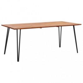Záhradný stôl 180x90 cm akáciové drevo Dekorhome