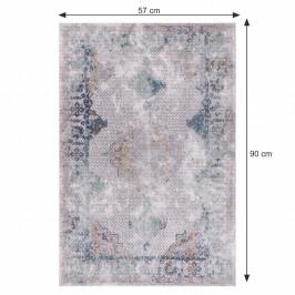 Koberec AZUMI sivá / mix farieb Tempo Kondela 57x90 cm
