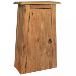 Nástenná kúpeľňová skrinka VINTAGE Dekorhome