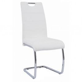 Jedálenská stolička ABIRA NEW Tempo Kondela Biela