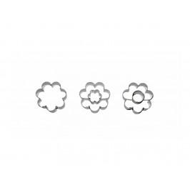 Sada formičiek Kolieska kvety - Smolík