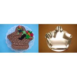 Tortová forma Kôš malý 30cm - Felcman