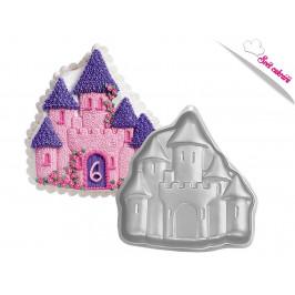 Tortová forma Kúzelný hrad 3D - Wilton