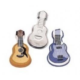 Tortová forma Gitara 3D - Wilton