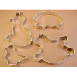 Sada formičiek - Figúrky hojdací kôň - Felcman
