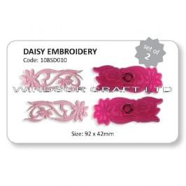 JEM - kvetinová čipka (Daisy Embroidery) - JEM