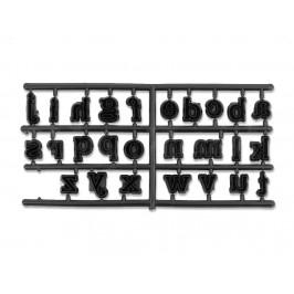 Patchwork vykrajovačka Abeceda malé písmená - Alphabet Lower Case - Patchwork Cutters