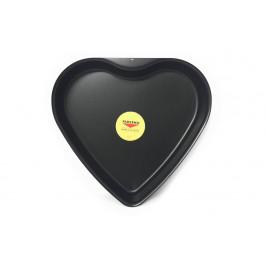Tortová forma srdce - teflónová - Paderno Italy