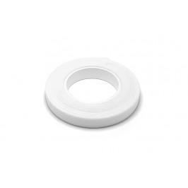 Začisťovacia floristická páska biela 12 mm -